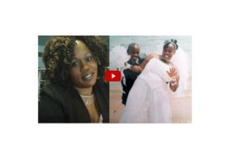 Son mari paye des gens pour la tuer, elle apparaît lors de ses propres funérailles