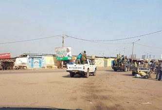 Bouaké : Les militaires attaquent les gendarmes à l'arme lourde pour les dissuader de manifester