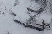 Italie: Une avalanche fait plusieurs morts dans un hôtel