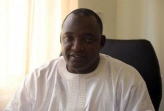 Gambie: Adama Barrow au Mali pour représenter son pays au sommet Afrique-France