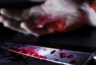 Il surprend sa femme avec son amant et massacre ce dernier au couteau
