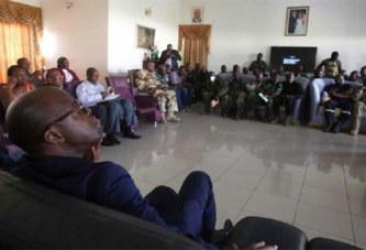 Mutinerie : Dans le secret des négociations entre Alain Donwahi et les mutins