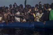 Échoués en Libye, des migrants croyaient être arrivés en Italie