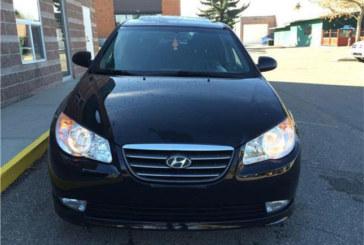 A vendre: Hyundai Elantra Sport, année 2010 – 5 millions TTC