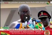 Quand le nouveau président ghanéen Nana Akufo-Addo plagie sans honte un discours de Bill Clinton