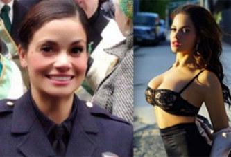 ( Photos ) / New York : agent de police à la ville et mannequin pour lingerie sur Instagram