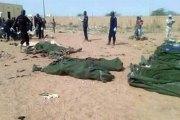 Mali: un attentat-suicide fait au moins 40 morts dans un camp à Gao