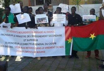 Retard de bourses étudiants burkinabè au Maroc: Le DG du CIOSPB pointe du doigt la procédure de transfert des fonds