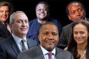 Le club des milliardaires africains s'est restreint en 2017: Voici la nouvelle liste