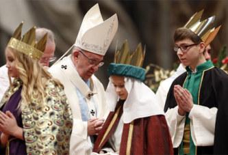 Le pape demande une «tolérance zéro» à l'égard des prêtres qui ont abusé sexuellement des enfants