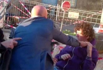 Valls veut rencontrer le jeune qui l'a giflé en Bretagne