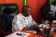 Simon Compaoré: Etre ministre, Gnond ka yé ( Il n'y a aucun intérêt dans la fonction ministérielle)