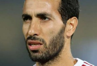 L'Égypte considère le footballeur Mohamed Aboutrika comme un « terroriste »