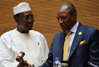 Afrique: Alpha Condé succède à Idriss Déby à la tête de l'UA
