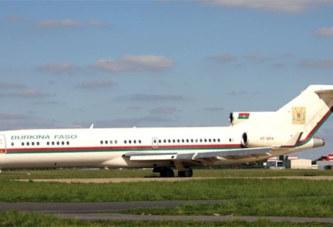 Burkina Faso: L'avion présidentiel en panne une fois de plus