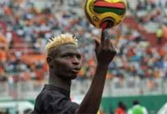Ligue 1 Côte d'Ivoire: Aristide Bancé reçoit un trophée