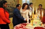 Cameroun: Le président Paul Biya souffle sur sa 84ème