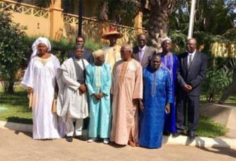 Gambie: Voici la liste des 10 nouveaux ministres de Adama Barrow