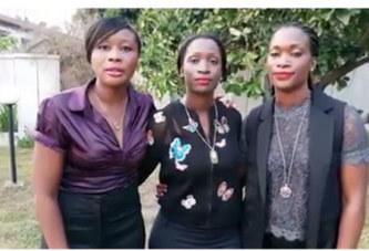 Depuis l'exil, Les filles de l'ex président Laurent Gbagbo livrent un message aux ivoiriens