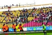 Match-retour/préliminaire Ligue des champions Diables noirs # RCK : 1-0