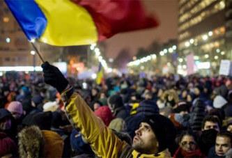 Roumanie: Des manifestations contre la dépénalisation de la corruption