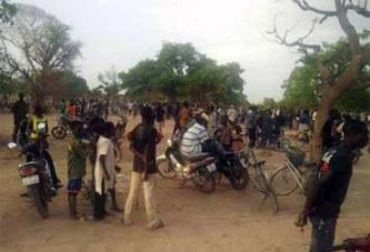 Manif dans la commune rurale de Tô (Sissili): un nouveau comptable repris de justice «persona non grata»