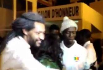 Sénégal: Étalon d'or de Yennenga du Fespaco, Alain Gomis accueilli en héros à Dakar