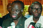Visite CODER aux anciens chefs d'Etat : M'ba Michel et JBO en attendant Blaise et Zida