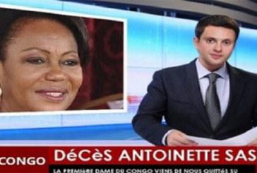 Congo Brazzaville : des rumeurs annoncent la mort de la Première dame