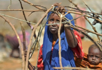 Le Burkina Faso, 2e pays du monde le plus en insécurité alimentaire après l'Afghanistan (Source Banque mondiale)