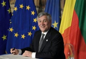 L'Afrique «risque de devenir une colonie chinoise» selon le président du Parlement européen