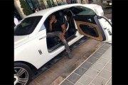 Personne au Ghana ne possède des voitures plus chères que cet homme mystérieux: PHOTOS
