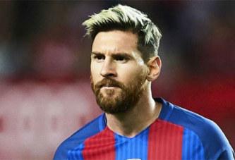 Coupable d'injures, Lionel Messi suspendu pour quatre matches par la FIFA