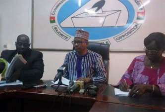 Newton Ahmed Barry: «Pas question pour la Ceni de s'engager dans des élections fermées»