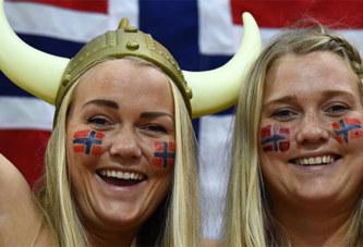 La Norvège «pays le plus heureux du monde»