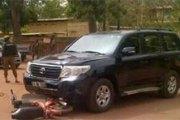 Accident impliquant un véhicule du cortège du Premier Ministre : les faits