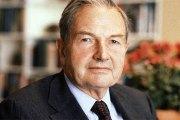 Le milliardaire américain David Rockefeller est décédé à 101 ans