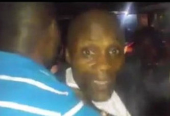 Cameroun: Spectaculaire arrestation d'un ancien lion indomptable…..Vidéo