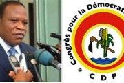 Burkina Faso: Boureima Badini viserait la tête du CDP