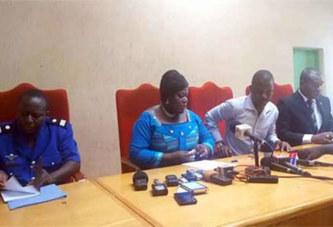 ARRESTATION INOUSSA KANAZOE ET SES COLLABORATEURS: « nous n'étions que 11 et nous leur avons permis d'embarquer dans leurs propres véhicules par humanisme » (Capitaine Youmandia Lompo, directeur de L'enquête )
