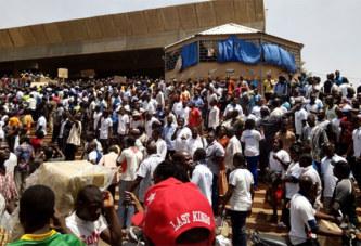 Ouagadougou: des commerçants manifestent pour demander la libération de Inoussa Kanazoé