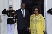 Burkina – Côte d'Ivoire : à Abidjan, Blaise Compaoré et son épouse coulent des jours tranquilles