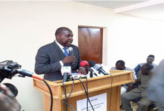 Un an de pouvoir du MPP : «les jeunes sont au chômage, les femmes continuent de se chercher, l'insécurité s'aggrave, l'économie est toujours en panne… » (Zéphirin Diabrè)