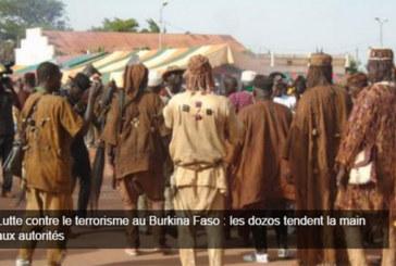 Lutte contre le terrorisme au Burkina Faso : les dozos tendent la main aux autorités