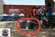 Communiqué de la Gendarmerie nationale: Faites attention aux sacs déposés ou abandonnés autour de vous