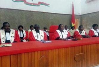 Burkina Faso: La haute cour de justice désavouée, une victoire du droit sur l'arbitraire