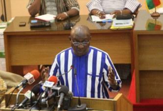 Discours sur la situation de la Nation: manque de tact politique, simple lapsus ou excès de zèle de Paul Kaba Thiéba?