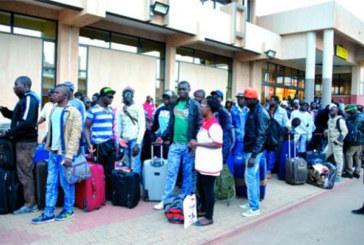 Migration 154 burkinabè de retour de l'enfer libyen