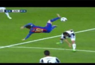 Vidéo – Barça vs Juve : Lionel Messi en sang sur le terrain après un choc avec Miralem Pjanic…