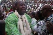 Burkina Faso: 5.000 personnes pour le 1er grand rassemblement de l'opposition
